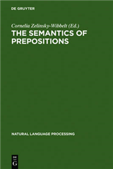 Semantics of Prepositions