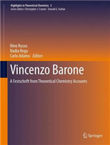Vincenzo Barone: A Festschrift from Theoretical Chemistry Accounts