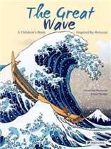 The Great Wave: A Children\'s Book Inspired by Hokusai