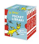 Dr. Seuss Lift-the-Flap Pocket Library