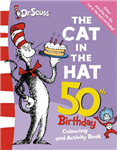 The Cat in the Hat Colouring and Activity Book