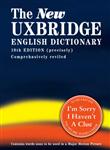 New Uxbridge English Dictionary
