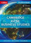 Cambridge IGCSE Business Studies Student Book (Collins Cambridge IGCSE)