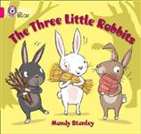 The Three Little Rabbits: Band 01B/Pink B (Collins Big Cat)