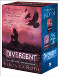 Divergent Series Boxed Set books 1-3
