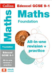 Edexcel GCSE 9-1 Maths Foundation All-in-One Revision and Practice (Collins GCSE 9-1 Revision)