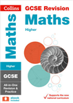 GCSE 9-1 Maths Higher All-in-One Revision and Practice