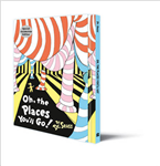 Oh, The Places You'll Go! Deluxe Slipcase edition