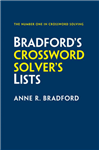 Collins Bradford\'s Crossword Solver\'s Lists