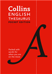 Collins English Pocket Thesaurus: The perfect portable thesaurus