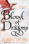 Blood of Dragons (The Rain Wild Chronicles, Book 4)