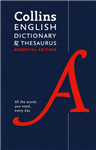 Collins English Dictionary and Thesaurus Essential