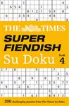 Times Super Fiendish Su Doku Book 4