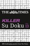 Times Killer Su Doku Book 13