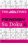 Times Fiendish Su Doku Book 10