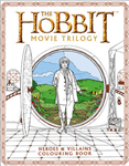Hobbit Movie Trilogy Colouring Book