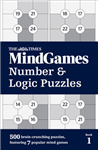 Times MindGames Number and Logic Puzzles Book 1