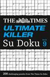 Times Ultimate Killer Su Doku Book 9