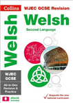 GCSE Welsh Second Language WJEC Practice and Revision Guide with free online Q&A flashcard download (Collins GCSE Revision)
