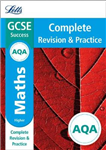 AQA GCSE 9-1 Maths Higher Complete Revision & Practice