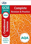 AQA GCSE 9-1 Combined Science Higher Complete Revision & Pra