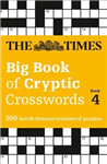 Times Big Book of Cryptic Crosswords Book 4