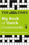 Times Big Book of Quick Crosswords Book 4