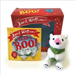 Bear Who Went Boo! Book and Toy Gift Set