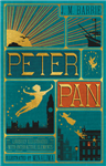 Peter Pan Illustrated with Interactive Elements