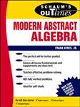 Schaum\'s Outline of Modern Abstract Algebra
