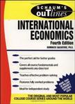 Schaum\'s Outline of International Economics