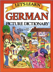 Let\'s Learn German Dictionary