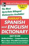 Harrap\'s Spanish and English Dictionary