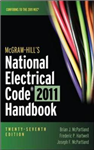 McGraw-Hill\'s National Electrical Code 2011 Handbook