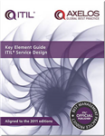 Key element guide ITIL service design [pack of 10]