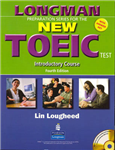 Longman Preparation Series for the New TOEIC Test: Introductory Course (with Answer Key), with Audio CD and Audioscript