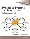 Processes, Systems, and Information: An Introduction to MIS: International Edition
