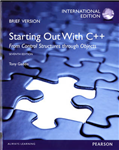 Starting Out with C++: From Control Structures through Objects, Brief Edition: International Edition