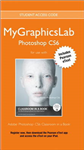 MyGraphicsLab Access Code Card with Pearson EText for Adobe