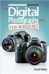 Scott Kelby's Digital Photography Boxed Set, Parts 1, 2, 3,