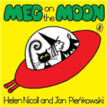 Meg on the Moon