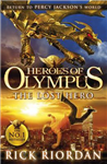 Lost Hero Heroes of Olympus Book 1