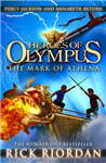 Mark of Athena Heroes of Olympus Book 3