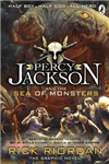 Percy Jackson and the Sea of Monsters: The Graphic Novel (Bo