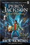 Percy Jackson and the Titan's Curse: The Graphic Novel (Book