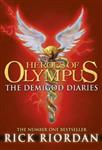 Demigod Diaries Heroes of Olympus