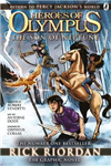 Son of Neptune: The Graphic Novel Heroes of Olympus Book 2