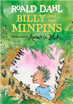 Billy and the Minpins illustrated by Quentin Blake