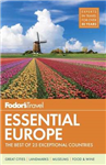 Fodor\'s Essential Europe