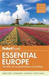 Fodor\'s Essential Europe